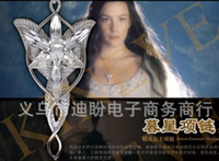 Wholesale Lord of the Rings Necklace Twilight Star Princess Necklace High Quality B7