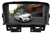 Wholesale WINCE quot CHEVROLET Cruze Car DVD Player GPS navigation Bluetooth Radio USB SD iPod RDS TV PIP