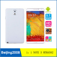 "Hot sale 5. 7"" 1: 1 Note3 N9006 1G 8GB Android 4. 2 Quad Co..."