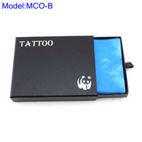 Wholesale 200pcs Plastic Blue Tattoo Machine Bags Cover Supply MCO B Sold In Of