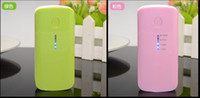 Wholesale Mini USB Mobile Battery Power Bank mAh Portable External Backup Charger Samsung Tablet PC Cell Phone