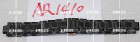 Wholesale Wristwatches Black ceramic strap golden butterfly buckle AR1410 strap