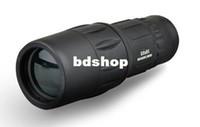 Cheap 16X52 66M 8000M Day Night Monocular Telescope Sports Hunting Camping Spotting Scope Free Shipping