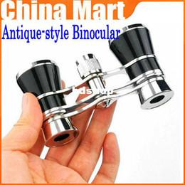 Wholesale x Beatiful Classic Antique Binoculars Telescopes Glasses For Theater Opera