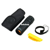Wholesale 1pcs Pocket Compact Monocular Telescope Handy Scope for Sports Camping Hunting
