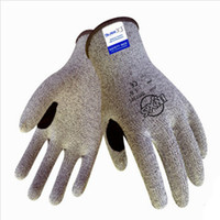 Wholesale 2 pairs wear resistant anti cut gloves cut prevent working protective gloves