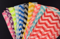 Wholesale Hot new fashion Chevron wide circle scarves waving print circulation unlimited ladies scarves colors