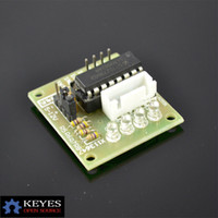 Cheap Free Shipping UL2003 Step Motor 4 Phrase Stepper Driver Board Test Board For Arduino