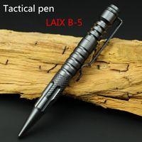 Wholesale LAIX B Tactical pen life saving EDC defence pen roller penaviation aluminum Justifiable