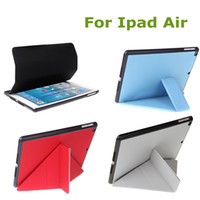 7-7.9'' Windows 7 256MB High Quality Magnetic Smart Leather Case Comprehensive Protective Cover Shell Stand for iPad Air Sleep Wake up Multiple Shapes