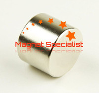 Wholesale 10pcs Big Strong Round Cylinder D x mm Magnet Rare Earth Neodymium mm N35