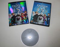 Wholesale DVD MOVIES Player Frozen for Children movies cartoon dvds DHL