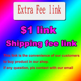 Wholesale For shipping fee link or another Additional Pay on Your Order Facilitate your purchase