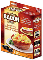 Wholesale 2014 Perfect Bacon Bowl Easy Way To Make Delicious Edible Bacon Set Kitchen Tool Baking Mold Baking Tool