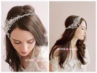 Wholesale Shining Wedding Bridal Accessories Crystal Veil Tiara Crown Jewelry Crystal Hair Accessories