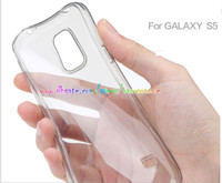 For Samsung Clear  0.33mm Ultra thin Clear transparent skin soft TPU Gel back cover case cases for Samsung Galaxy S5 SV I9600 Note 3 Note3 N9000 100PCS 200PCS
