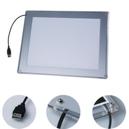 Wholesale NEW Model TATTOO Ultra LED Stencil Tracing Light Box Table A4 Copier