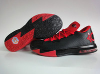 Men mens designer shoes - 2014 New Mens Basketball Shoes Fashion Kevin Durant VI KD Mens Basketball Shoes Athletic Kd6 Sneakers Designer Shoes KD Men Sports Shoes