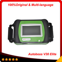 2014 100% Original AUTOBOSS V30 Elite Super Scanner Update O...