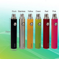 Colorful Evod battery e cigarette large capacity e- cigarette...