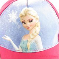 Wholesale Popular item styles cartoon Frozen princess fashion child hats baseball cap hats kids Elsa sun caps snapback hats polo hats from gemma