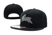 Wholesale Fashion NRL Snapbacks South Sydney Rabbitohs Snapback Caps Black Hats for Summer Boys Hats Popular Girls Snap Back Caps Top Hats for Men