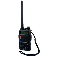 Wholesale RETEVIS RT R UV5R updated Version Walkie Talkie W CH UHF VHF DTMF VOX Dual Band Dual Frequency FM Radio Two Way Radio A7105A