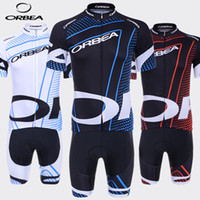 Unisex ropa - New summer short sleeved Cycling jersey set ORBEA cycling clothing bike shirt ropa ciclismo cycling clothing cannond