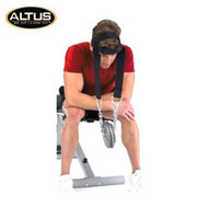 Accessories D-1175  Weight Lifting Gym Head Harness Neck Shoulders Exercise Chains Strap Strength Training Belt Fitness D-1175
