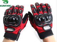 Wholesale Pro biker PRO knight Motorcycle Glove Protective Gear Racing Gloves Performance Racing Accessories amp Parts