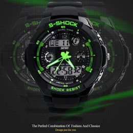 Wholesale luxury brand mens military watch sports watches time zone digital quartz Chronograph jelly silicone swim dive M Waterproof watch