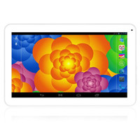 10 inch Quad Core Android 4.2 10.1 inch Android 4.2 3G Phablet MTK8389 Quad Core 1.3GHz WSVGA IPS Screen 1GB RAM 8GB GPS Bluetooth Dual Camera Dual Sim Card Tablet PC