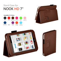 Cheap leather case holder Best nook case with light