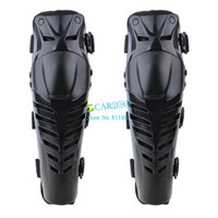 motocross gear - Promotion New Motorbike Racing Motocross Knee Pads Motorcycle Protector Guards Protective Gear Black TK1199