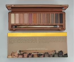 Wholesale New packaging Makeup colors eyeshadow eye shadow palette
