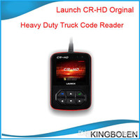 Wholesale Super Launch CR HD Truck Code Reader Scan tool Original Launch CR HD Heavy duty diagnostic tool Lowest tax for your custom