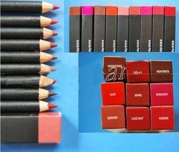 Wholesale new makeup lip pencil crayon a levres g