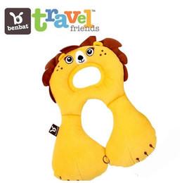 Wholesale New Arrival Hot Benbat pc Cute Cartoon ainimal design Baby child Neck Pillow Travel U Pillow neck rest