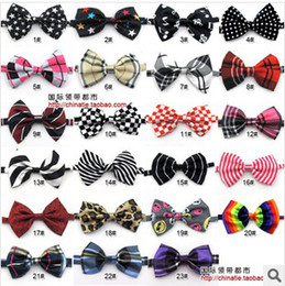 Wholesale baby children fashion style ties baby kids fashion lovely bow ties kids fashion style bow ties