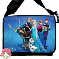 Wholesale Hot Salle New Frozen Anna aisha anime shoulder bag School Bags student bag backpack laptop bag