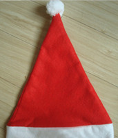 Wholesale Christmas gift christmas hat christmas tree decoration christmas adult child hat g