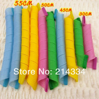 Wholesale Hot New retail pack cm DIY Hair Styling Accessory Hair Curler Hair Tools Hair Rollers
