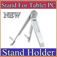 "other other For 7 Aluminum Alloy A-Fram Folding Desk Stand Holder Kit Support for iPad Mini 4 3 9.7"" 7.9"" 7"" Tablet PC"