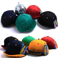 Ball Cap Red Spot Fashion brand PIHIEBOY cute candy colored brimmed hat embroidered baseball cap turned stylenanda hip-hop hat