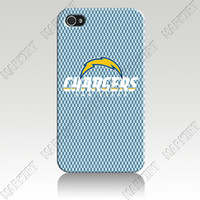 For Apple iPhone Metal Yes IZC1703San Diego Chargers 10 pcs lot case cover for iphone 4 4s 4th generation wholesale retail free shipping for bulk order