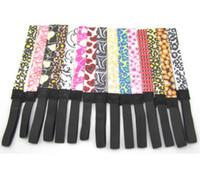 sh - sale Arrive Glitter headbands for girl softball headbands sparkle band sport glitter headbands FREE SH