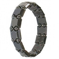 Other magnetic hematite - New arrival Magnetic Hematite Fashion Pain Therapy Bracelet Arthritis