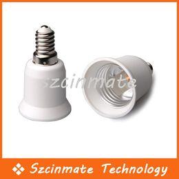 LED E14 to E27 extend Base Light Bulb Lamp Adapter Wholesale