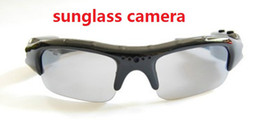 Wholesale hidden spy sungals camera with picture Mini DV DVR Sun glasses Camera Audio Video Recorder coolcity2012