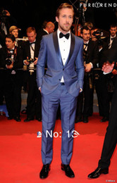 Wholesale New Fashion Brand Custom Made Men Brand Suits High Quality Tailor Celebrity Tuxedos Wedding Suits coat pants tie